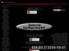 Miniaturka domeny www.galeriekatharsis.art.pl