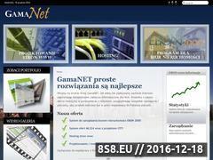 Miniaturka domeny www.gamanet.pl