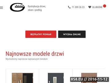 Zrzut strony Drzwi Wrocław