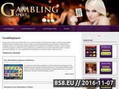 Miniaturka domeny gamblingxpert.com