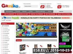 Miniaturka gamiko.pl (Gry planszowe Warszawa Ursynów)