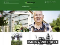 Miniaturka domeny gamm.pl