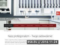 Miniaturka domeny gammameble.pl