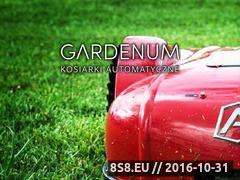 Miniaturka domeny www.gardenum.pl