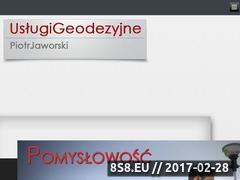 Miniaturka domeny garwolingeodeta.pl