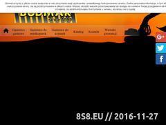 Miniaturka domeny www.gasienicegumowe.net.pl