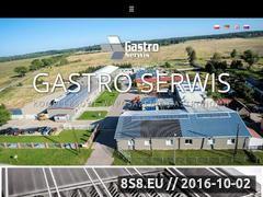 Miniaturka domeny gastro-serwis.eu