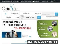Miniaturka Kuchnie gastronomiczne (gastrosalon.pl)