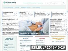 Miniaturka domeny gastryczne.pl