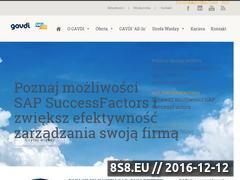 Miniaturka domeny www.gavdi.pl