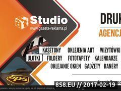 Miniaturka domeny www.gazeta-reklama.pl