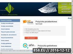 Miniaturka domeny www.gazetafinansowa.com