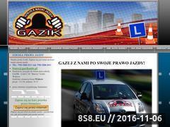 Miniaturka domeny gazikauto.pl