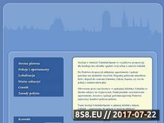 Miniaturka domeny www.gdanskiespanie.pl