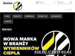 Miniaturka domeny www.gea-tc.com.pl