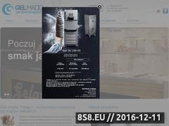 Miniaturka domeny www.gelmatic.pl