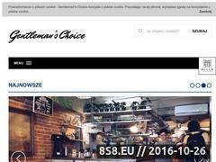 Miniaturka domeny www.gentlemanschoice.pl