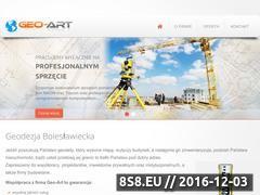 Miniaturka domeny geo-art.eu