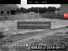 Miniaturka www.geo-projekt.com.pl (Usługi geodezyjne w Szamotułach)