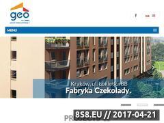 Miniaturka domeny www.geogrupa.pl