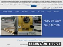 Miniaturka domeny www.geoprogress.pl