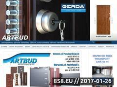 Miniaturka domeny gerda-artbud.pl