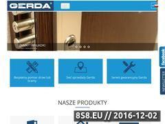 Miniaturka domeny gerda.pl