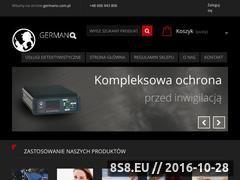 Miniaturka domeny germano.com.pl