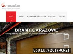 Miniaturka domeny www.germaplan.pl