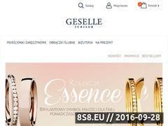 Miniaturka domeny geselle.pl