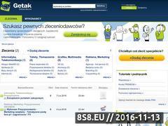 Miniaturka domeny www.getak.pl