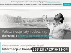 Miniaturka GG2010 - kredyt konsolidacyjny (gg2010.pl)