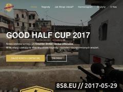 Miniaturka gh-cup.pl (Turniej gry CS:GO)