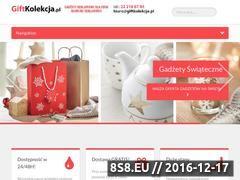 Miniaturka domeny www.giftkolekcja.pl