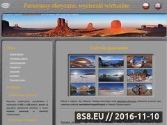 Miniaturka Panoramy sferyczne i wycieczki wirtualne (www.gigapano.net)