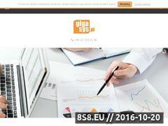 Miniaturka www.gigasys.pl (Outsourcing IT - obsługa informatyczna dla firm)