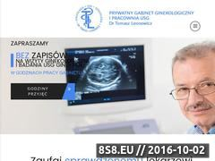 Miniaturka domeny ginekologia.waw.pl