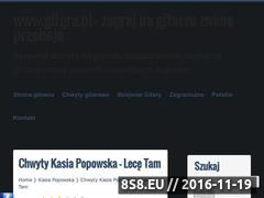 Miniaturka domeny www.gitgra.pl