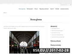Miniaturka domeny www.gkpposejdon.pl