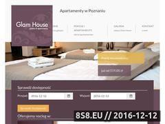 Miniaturka domeny glamhouse.pl