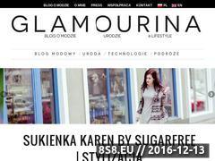 Miniaturka domeny glamourina.pl