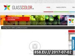 Miniaturka domeny glasscolor.pl