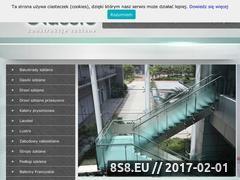 Miniaturka domeny www.glassio.pl