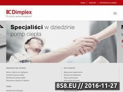 Miniaturka domeny glendimplex.pl