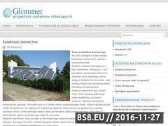 Miniaturka domeny glimmer.com.pl