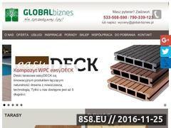 Miniaturka Deski tarasowe Warszawa (global-biznes.pl)