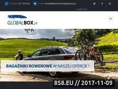 Miniaturka domeny globalbox24.pl
