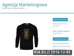 Miniaturka domeny www.globalcc.pl