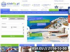 Miniaturka globfly.pl (Biuro podróży)