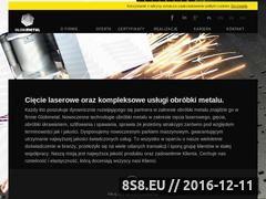 Miniaturka domeny www.globmetal.pl